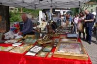 Mercatino dell'artigianato e del collezionismo  al Lido di Volano