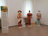 Mostra abiti storica regata delle donne - 25° Anniversario della scomparsa del Maestro Remo Brindisi