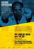 Remo Brindisi - 100 Anni Artista