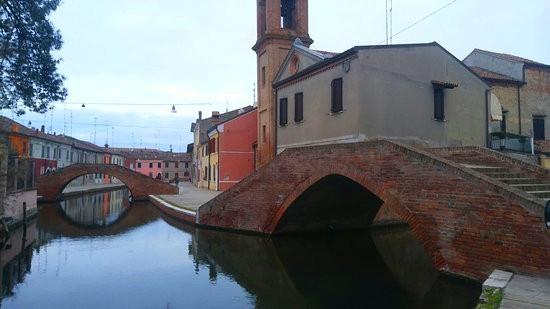 Ponti del Carmine e Pizzetti