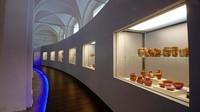 In un edificio del complesso di Palazzo Bellini ha sede il museo dedicato alla nave romana rinvenuta nel 1981 in località Valle Ponti a pochi chilometri da Comacchio.
