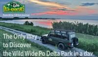 Delta Adventures - Partenze da Comacchio