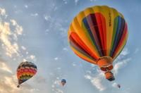 "Anteprima ""Ferrara Balloons Festival"" a Villa La Mensa"