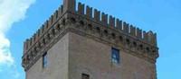 Costruita insieme alla Delizia tra il 1540 e il 1545, è rimasta l'unica superstite dell'imponente complesso fatto edificare da Ercole II nel territorio di caccia che più fra tutti prediligeva per l'abbondanza della selvaggina migratoria e per i numerosi cinghiali che vi prolificavano.