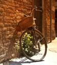 In bicicletta a Ferrara