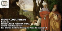 """MENS-A 2021/Ferrara -  """"NUOVO UMANESIMO"""""""