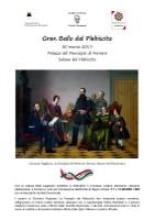 Gran ballo dell'Ottocento a Casa Rossini