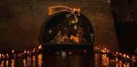 Il presepe sull'acqua - Natale Sub
