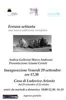 Ferrara settanta