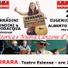 Eugenio Finardi e Marco Ferradini guidano il drappello dei Cantautori Storici a Ferrara, 1 e 2 Novembre 2019