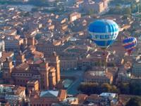 Sorvolare Ferrara..in mongolfiera!