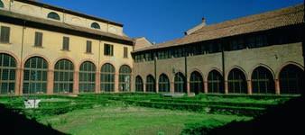 Il Chiostro e gli interni di Sant'Antonio in Polesine