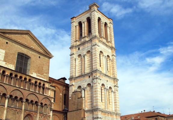 Campanile del Duomo di Ferrara