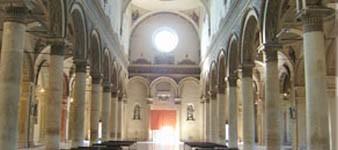Interno di San Francesco