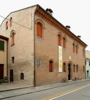 Entrata Casa Biagio Rossetti