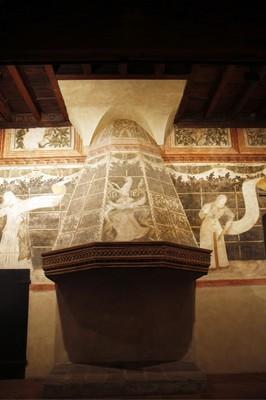 Interno Casa Romei
