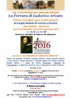 La Ferrara di Ludovico Ariosto