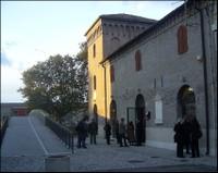 Il Centro del Trotto conserva una imponente raccolta, unica in Italia, di documenti, stampe, cimeli e simili sulla disciplina del trotto di grande interesse storico - documentario e per la valorizzazione del territorio.