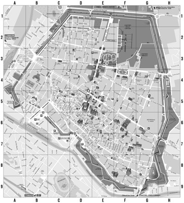 Mappa città