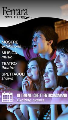 App Ferrara Eventi