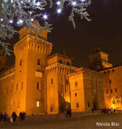 Buone Feste - Redazione IAT Castello Estense