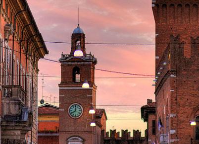 Ferrara romantica