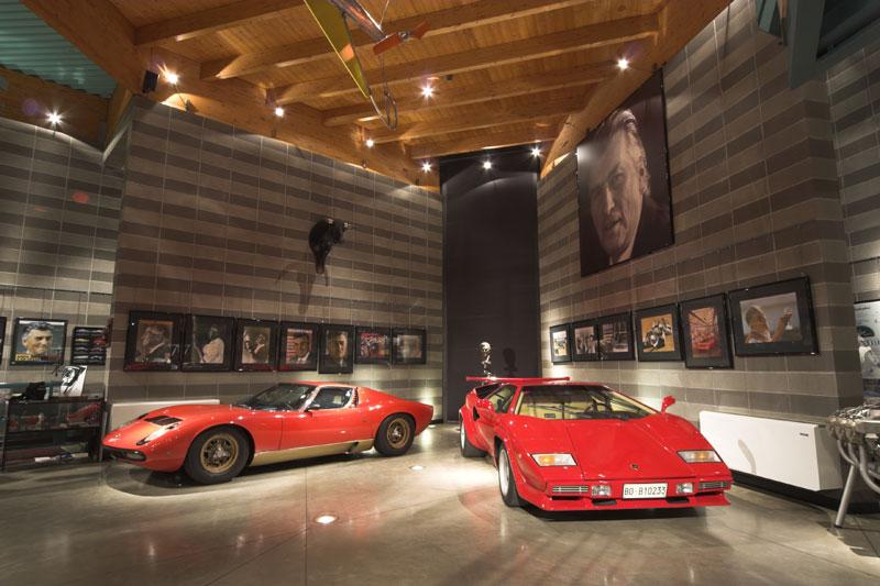 Museo Lamborghini Dosso - Ferrara