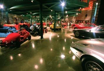 Museo Lamborghini a Dosso