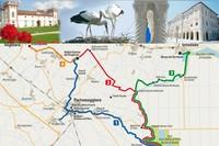 I percorsi ciclabili intorno a Portomaggiore: roadbooks, mappe e suggerimenti.