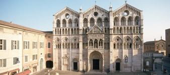 3 - Ferrara. Il centro storico e i luoghi ebraici