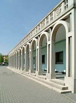 Il Porticato della Piazza