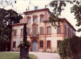 Voghenza_Villa Massari Mazzoni